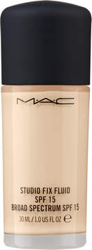MAC Studio Fix Fluid SPF 15 Foundation - NW13 (fair beige w/ neutral undertone for light skin)