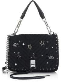 Rebecca Minkoff Becky Crossbody With Charms