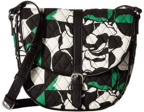 Vera Bradley Slim Saddle Bag Handbags