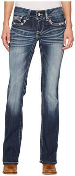 Ariat R.E.A.L. Bootcut Chole Jeans in Marine Women's Jeans