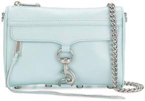 Rebecca Minkoff tassel crossbody bag - BLUE - STYLE