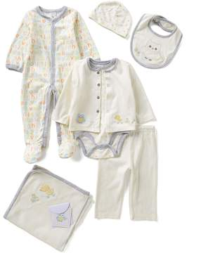 Starting Out Baby Boys Newborn-6 Months Alphabet 7-Piece Layette Collection