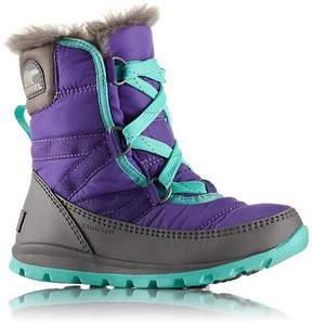 Sorel Youth WhitneyTM Short Lace Boot