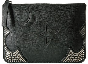 McQ - Large Pouch Clutch Handbags