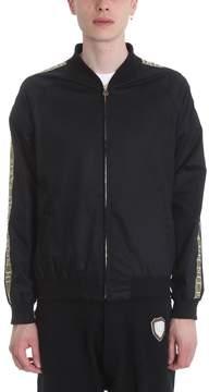 Ih Nom Uh Nit Black Cotton Sweatshirt