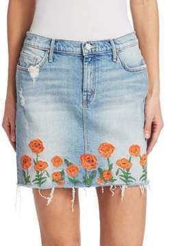 Mother Mini Skirt