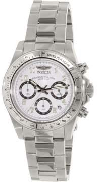 Invicta Men's Speedway 17023 Silver Stainless-Steel Quartz Watch