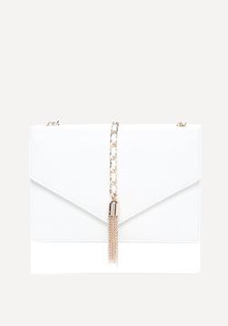 Chain Tassel Crossbody Bag