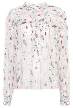 Etoile Isabel Marant Isabel Marant, Étoile Emana silk blouse