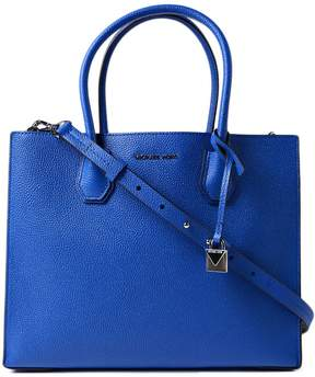 Michael Kors Large Mercer Tote - BLUE - STYLE