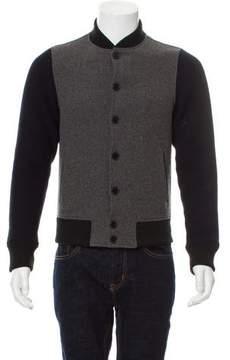 Scotch & Soda Two-Tone Wool Jacket