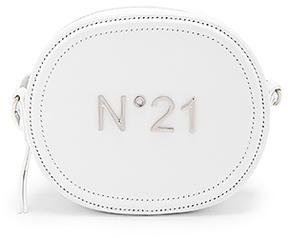 No. 21 Circle Bag in White.