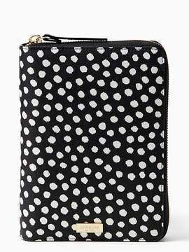 Kate Spade Laurel way printed zip around personal agenda - MUSICAL DOT - STYLE