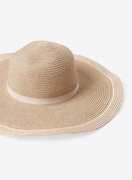 Dorothy Perkins Rose Gold Floppy Hat