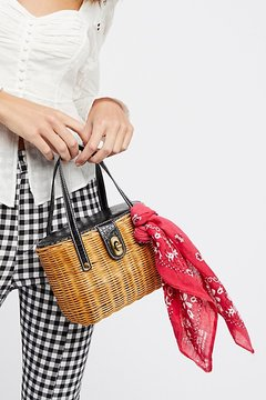 Juliette Basket Bag by Free People