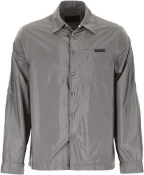 Prada Linea Rossa Nylon Shirt
