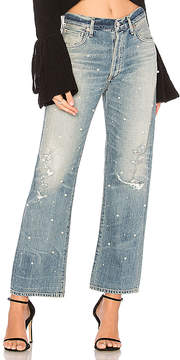 Citizens of Humanity Cora High Rise Relaxed Crop Jean.