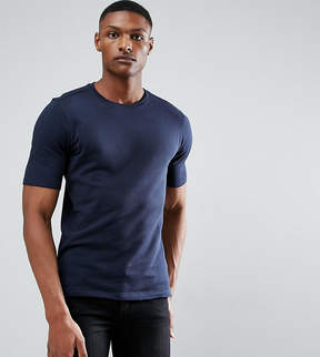 Selected TALL T-Shirt In Organic Cotton Jersey