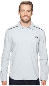 The North Face Alpenbro Long Sleeve Woven Shirt Men's Long Sleeve Button Up