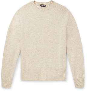 Tom Ford Textured-Wool Sweater