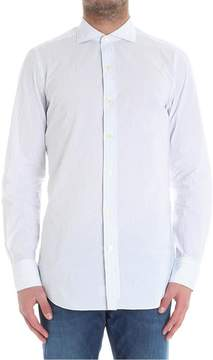 Finamore Cotton Linen Shirt
