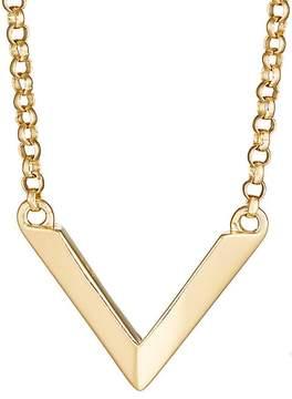 Miansai Women's Mini Angular Necklace
