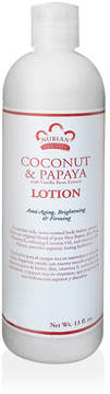 Nubian Heritage Coconut Papaya Lotion by 13oz Lotion)