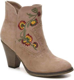 Mia Melrose Western Bootie - Women's