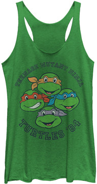 Fifth Sun Envy Green 'Turtles '84' Tank - Juniors