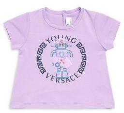 Versace Baby's & Toddler's Lilla Tee