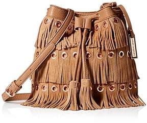Urban Originals Women's Daydream Cross-Body Bucket Bag