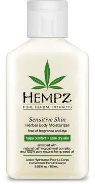 Hempz Travel Size Sensitive Skin Herbal Body Moisturizer