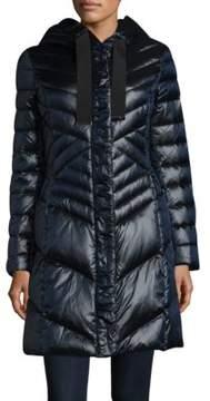 T Tahari Noelle Puffer Jacket