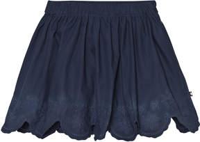 Molo Casino Blue Billie Skirt