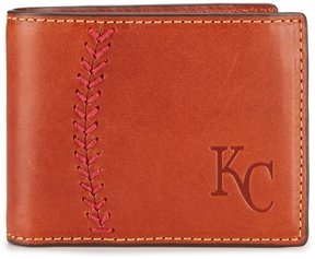 Dooney & Bourke Kansas City Royals Credit Card Billfold - TAN - STYLE