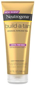 Neutrogena Sun Build A Tan Lotion