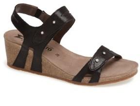 Mephisto Women's 'Minoa' Wedge Sandal