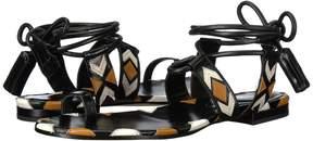 Etro Ankle Wrap Sandal Women's Sandals