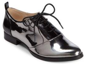 Nine West Hyida Metallic Oxfords