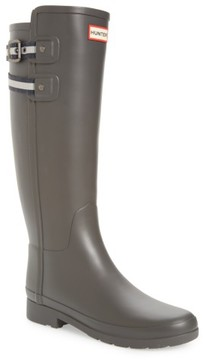 Hunter Women's Refined Matte Rain Boot