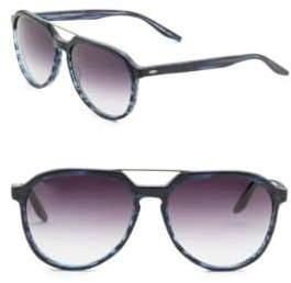 Barton Perreira Bulger 59MM Gradient Aviator Sunglasses
