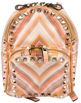 Valentino Rockstud Native Couture 1975 Mini Backpack