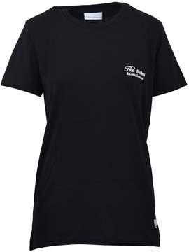 Chiara Ferragni Hot Dishes T-shirt Black