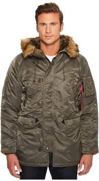 Alpha Industries N-3B Slim Fit Coat Men's Coat