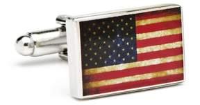 Ice Vintage USA Flag Cufflinks