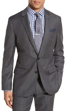 J.Crew Men's Ludlow Trim Fit Solid Wool Sport Coat