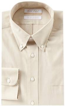 Roundtree & Yorke Gold Label Non-Iron Full-Fit Button-Down Collar Dress Shirt