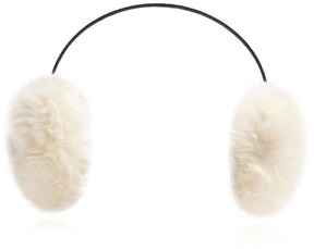 Forever 21 Faux Fur Ear Muffs