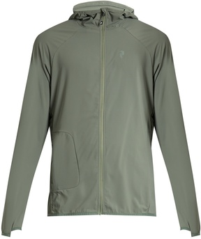 Peak Performance Fremont lightweight hooded jacket
