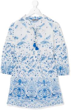 Ermanno Scervino floral print tunic